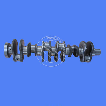 S6D155 engine crankshaft 6127-31-1012
