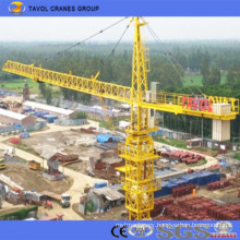 Qtz63 5610 Tower Crane From Tower Crane Manufacturer China