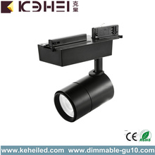 COB 30W LED Track Lights Fixtures 4 Wire