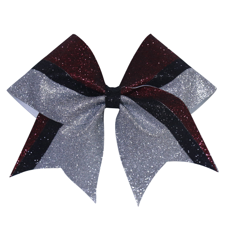 cheerleading hair bows