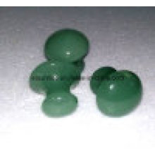 Semi Precious Stone Aventurine Crystal Massage Stone