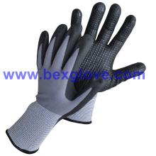 Micro-Foam Nitril Handschuh