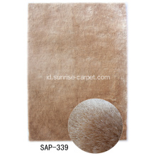 Modern Area Carpet Silk Shaggy Rugs
