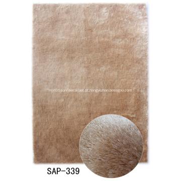 Modern Area Carpet Silk Shaggy Rugs