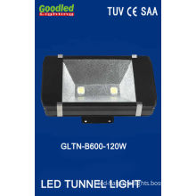 High-power Led Tunnel Light Single Light Source , Aluminum Heat Sink