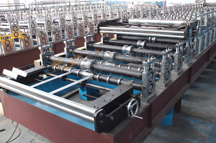 Ibr Metal Sheet Rolling Machine