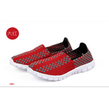 Hand- Woven Breathable Portable Shoes