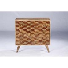 Coffre à tiroir en bois moderne de qualité supérieure à vendre