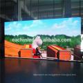 hohe Auflösung ausgezeichnete Pixeldichte Gute Qualität super Slim P6 indoor fullcolor LED-Bildschirm