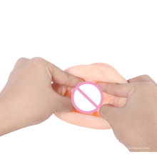Vibrierender männlicher Masturbator männlicher Vibrator Sexspielzeug