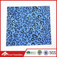 Promocional de impresión digital Microfibra Lente de tela; Paño de limpieza de microfibra para gafas de sol