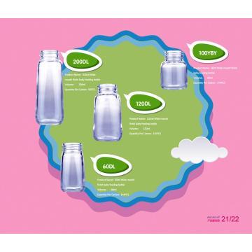 Нейтральное боросиликатное стекло детские бутылочка. Бутылка молока