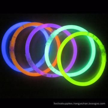 glow in dark slap bracelet