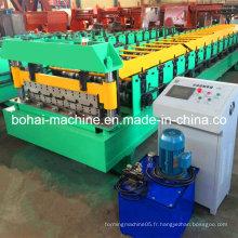 Machine de formage de rouleaux de feuille de Bh Steel