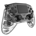 Transparent Black Remote PS4 Controller Bluetooth