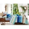 Pigment Printed Bed sheet /Duvet Cover Set
