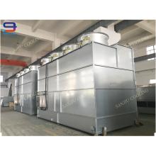 Closed Circuit Cross Flow GHM-7200 Wasserkühlung für Luftverdichter Hersteller