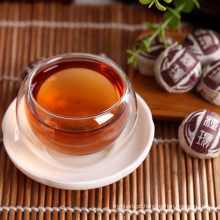 Yunnan maduro Tuocha chá Puer Pu'er cozido Pu Erh emagrecimento Mini Puerh chá menor pressão arterial