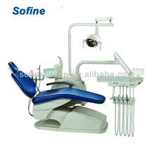 Elegant Mounted Dental Chair Units With CE Approved