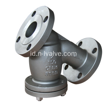 Stainless Steel Y Strainer