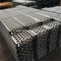 Serrated Sheet Metal Sheet Stair Tread
