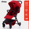 2017 Lightweight Aluminum Alloy Umbrella Baby Stroller