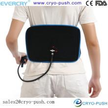 Roucoulement médical dans l'enveloppe de compression pour la douleur de hernie discale lombaire de dos / hanche / nervure en utilisant