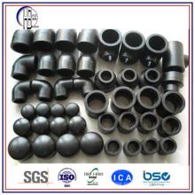 A234 / A105 Butt Weld Steel Fitting Carbon Steel Igual Cross con el mejor precio
