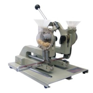 ZXML-2 Twin-Heads & Long-brazo máquina Eyeleting manual