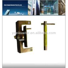 KONE elevador triángulo bloqueo de la llave del elevador para kone