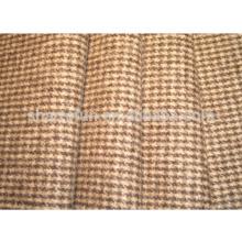 100% tela de lana de cachemira