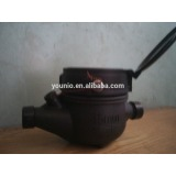 Younio plastic water meter (good nylon)
