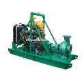Wasserpumpe Set mit Diesel Motor Wasser gekühlt