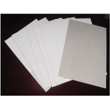 paperboard / paper board / Coated duplex board with grey back