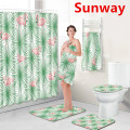Extra Wide Shower Curtain