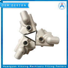 High Precision Aluminum Pipe Parts Gravity Casting Mould