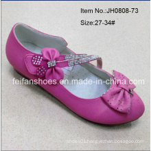 Fashion Sweet Single Shoes Princess Shoes Girl Dance Shoes (JH0808-73)