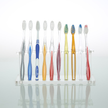 Eco friendly disposable hotel toothbrush