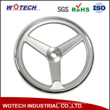 Stainless Steel Handwheel Machinery Metal Part Casting Foundry by Precision Casting