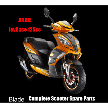 Jiajue Blade125 Scooter Teile komplette Scooter Teile