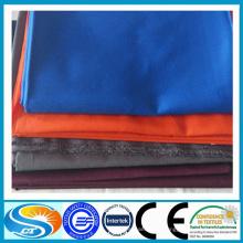 Tela de algodón de poliéster de alta calidad para la tela del uniforme escolar