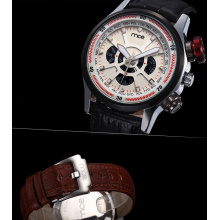 2017 names of shop glass machine mechanical wrist watch