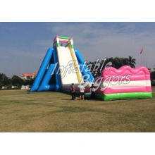Beach Rental Giant Inflatable Water Slide Playground Game ,