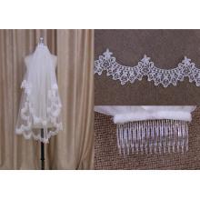 Hochzeitsschleier mit Kamm