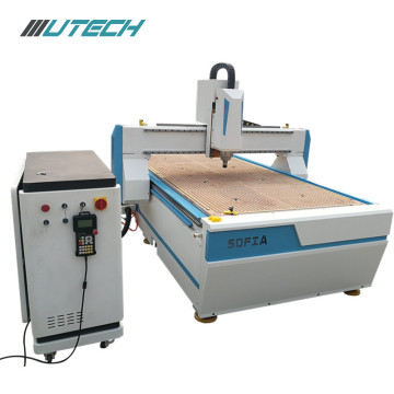 atc cnc wood engraving machine art bekerja