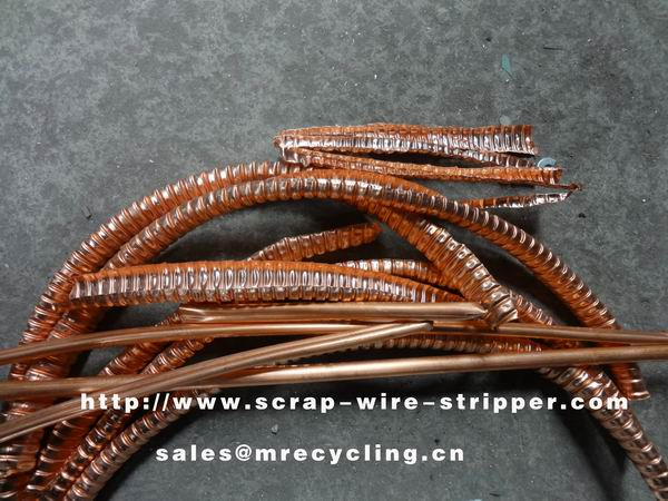 scrap cable strippers