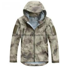 Военная куртка Hardshell с высококачественным водонепроницаемым и дышащим