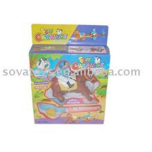 B / O CARTOON HORSE CAR WITH SOUND-905060643