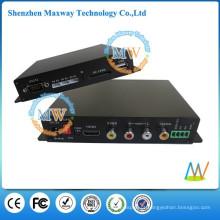 HDMI e RCA simultaneamente saída mini completo 1080p media player hd