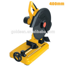 "400mm 3000W Iron Base Steel Cutting Saw Electric 16"" Cut-Off Machine GW80400A"
